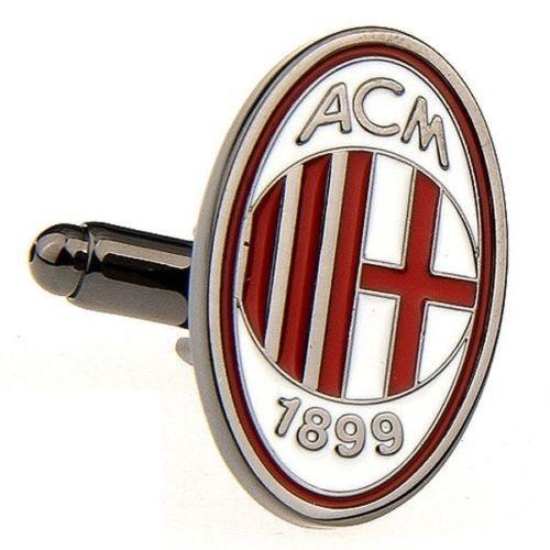 Manžetové knoflíčky AC Milán
