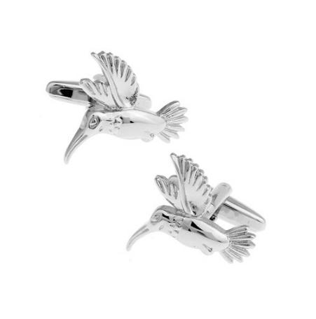 Manžetové knoflíčky kolibřík