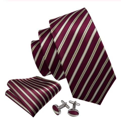 Manžetové knoflíčky s kravatou Peithó