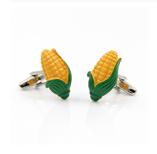 Manžetové knoflíčky kukuřice