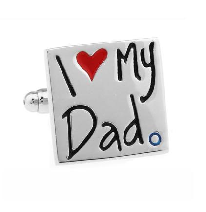 Manžetové knoflíčky pro otce